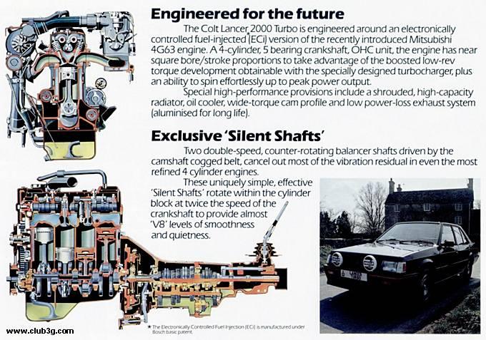 lancer sl 10 engine