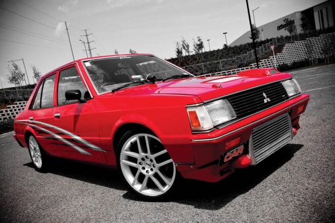 Mobil Klasik : Mitsubishi Lancer SL 1979-1984 | Prepalband's Blog