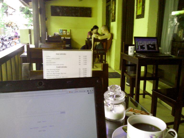 andrea kafe yogya